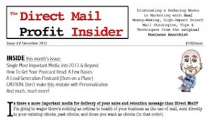Direct Mail Profit Insider