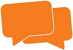 textbox orange 150